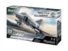 Revell 03651 F-4E Phantom, Flugzeugmodell 1:72, easy click
