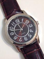 Ladies Silver Tone Excellent Condition Working Quartz Watch