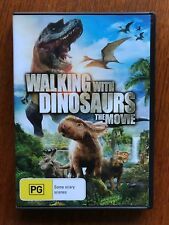 Walking With Dinosaurs: The Movie DVD Region 4 Disc VGC