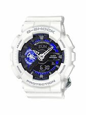 Casio G Shock * GMAS110CW-7A3 S Series White Blue Women MOM17 COD PayPal