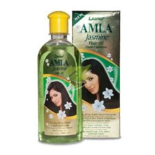 Dabur Amla Jasmine Hair Oil For Long, Storng Shining Hair 200ml (US Seller) F/S