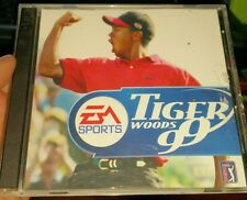 Tiger Woods 99  PC GAME - FREE POST
