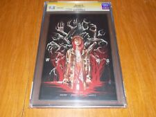 Wytches #1 (NYCC Convention Variant) CGC 9.8 signed by Scott Snyder!  RARE - WOW