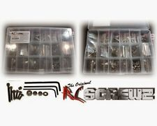 RC ScrewZ mrm007 Monster Racers 900 Piece Metric Hardware Kit for Traxxas