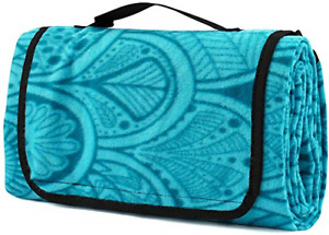 Large Picnic Blanket | Oversized Beach Blanket Sand Proof | Outdoor Accessory |