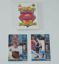 1993-94 UD McDonald Hockey All Star Set (27) Roy Sakic Jagr