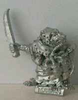 Classic SKAVEN Ratmen Musician with dagger age of sigmar AOS GW1987 Rare OOP