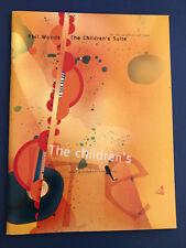 The Children's Suite, Phil Woods, Alto Sax & Piano