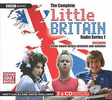Little Britain: The Complete Radio: Series 1 by David Walliams, Matt Lucas (CD-Audio, 2004)