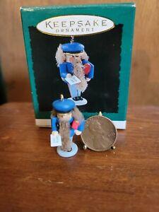 Hallmark Miniatures Christmas Ornament - Nutcracker Guild - No. 2 - 1995