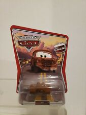 Disney Pixar World of Cars Fred with bumper stickers #67 Chase