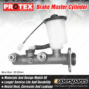 Protex Brake Master Cylinder for Toyota Cressida MX32 MX36 MX62 4M 5ME RWD