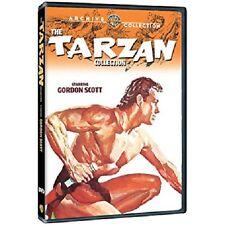 6 film Tarzan Collection (Gordon Scott Elmo Lincoln Enid Markey) New DVD R4