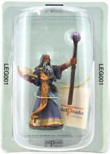 LEGEND SOLDATINO Hechicero Sorcerer Mago - FANTASY FIGURE DEL PRADO LEG001