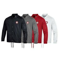 Alabama Crimson Tide NCAA Men's Champion Classic Coaches Jacket Collection