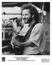 John Gorka   High Street Records Original Music Press Photo