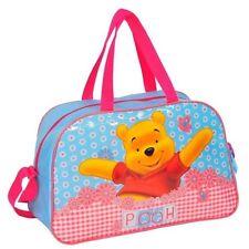 PA27 Disney Winnie the Pooh Kinder Tasche Bowling Bag Handtasche Sporttasche