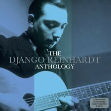 Django Reinhadt, Django Reinhardt - Anthology [New Vinyl] UK - Import