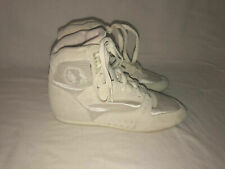 VINTAGE HIGH TOP CHEROKEE TENNIS SHOES, SPECIAL DESIGN SIZE 6 RARE