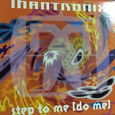 """MANTRONIX STEP TO ME (DO ME) TONIGHT IS 12"""" REMIXES"""