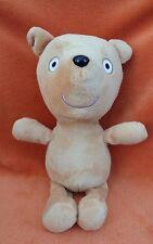 "TY Beanie PEPPA PIG Orsacchiotto Giocattolo Morbido 2003 12"""