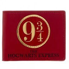 Harry Potter 9 3/4 Bi-Fold Wallet New BIOWORLD