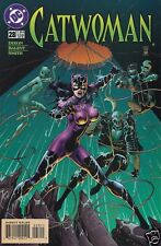 DC Comics 1993 Series CATWOMAN #28 Very Fine VF Batman Bagged & Boarded Balent
