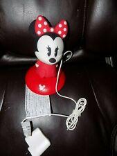 Disney SoftPals Minnie Mouse-Phillips LED Nightlight EUC
