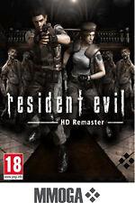 Resident Evil / Biohazard HD Remaster - STEAM Download Code PC Spiel NEU [EU/DE]