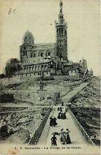 CPA MARSEILLE La Vierge de la Garde (403512)