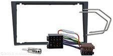 Radio Blende Adapter für Opel Astra Corsa SUZUKI Auto Einbaurahmen Kabel 1 DIN