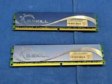 Set of 2 G.SKILL F2-6400CL5D-8GBPQ (2x4GB) PC2-6400 DDR2-800MHz DDR2 SDRAM #5402