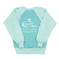 80s Vintage Graphic Sweatshirt   Small   Jumper Retro Top Festival Sweater