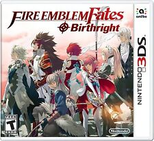 Fire Emblem Fates: Birthright (Nintendo 3DS) Brand New