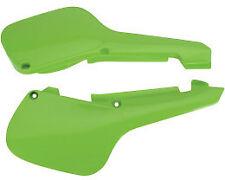 UFO Plastics UFO Green Side Panels Fits Kawasaki KX 60 1984-2004 KX KA02785026