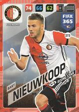 Panini Adrenalyn XL FIFA 365 2018 #273 Bart Nieuwkoop Feyenoord Rotterdam