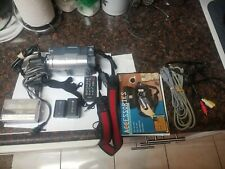 New ListingSony Handycam Dcr-Trv460 8mm Hi8 Digital Camcorder with extras and 2 batteries