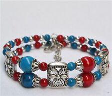 2018 Tibetan silver bracelet jewelry fashion handmade crafts bangles