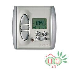Horloge Chronis Comfort RTS L DCF Avec Menu Allemand Somfy - Référence 1805139