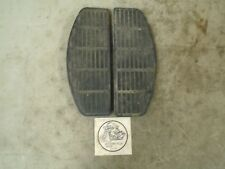 2008 SUZUKI C50 BOULEVARD FOOT FLOORBOARD RUBBER (PAIR)