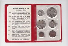 1974 Royal Australian Mint Coin Set UNC Uncirculated F-53