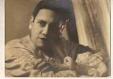 Annemarie HEINRICH (1912-2005) Ernestina Lecuona Casado (1882-1951)pianiste CUBA