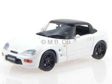 Suzuki Cappuccino 1991 white Softtop diecast modelcar F43-061 First43 1:43
