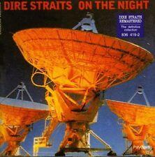 On the Night by Dire Straits (CD, Jun-1996, Vertigo Live Album