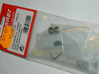 GRAUPNER 4490.02 kleinteile U.LAGER small parts and bearings PALIERS roulements