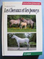 Wolfgang Kresse Les Chevaux et les Poneys Editions Ulmer 1995 Equitation