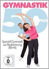 DVD Gymnastik 50 Plus Special Gymnastik zur Reaktivierung Reha