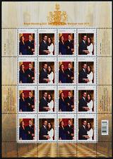 Canada 2465a Sheet MNH Royal Wedding William & Kate Middleton