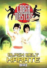 Black Belt Karate  DVD