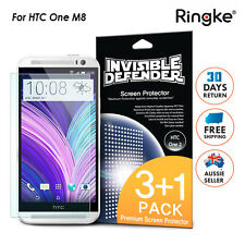 Ringke Invisible defender clear Film Screen guard protector for HTC One M8